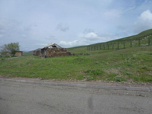 Des restes du tremblement de terre de 88