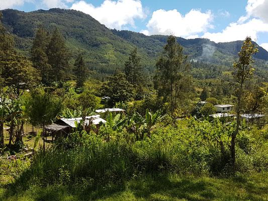 Village isolé