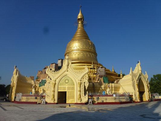 Pagode à Rangoon