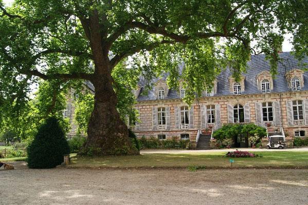 Le château de Fervaques Cheffreville : Le Kinnor 9 km