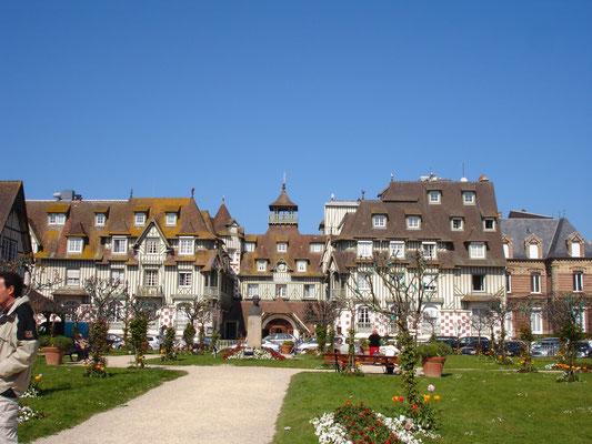 Deauville 37 km