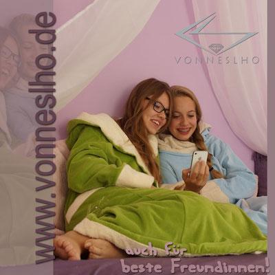 www.meinbademantel.de - auch für beste Freundinnen!
