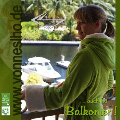 www.meinbademantel.de - auch für Balkonier!, SCHÖNE, EDLE, EXKLUSIVE, LUXUS-WELLNESSBADEMÄNTEL MIT STIL, BADEMANTEL, MORGONROCK, BATHROBE, BADEKAPE, KYLPYTAKKI, BADROCKJ