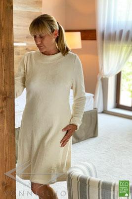 Wellnesskleid, Badekleid, Hauskleid, Biokleid, Frotteekleid, Biofrottee