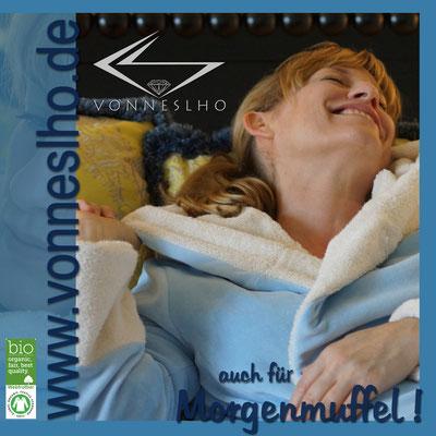 www.meinbademantel.de - auch für Morgenmuffel!