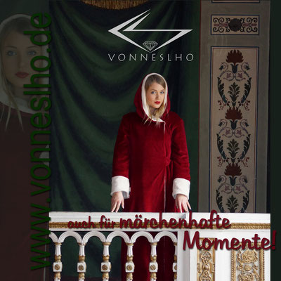 www.meinbademantel.de - auch für märchenhafte Momente!