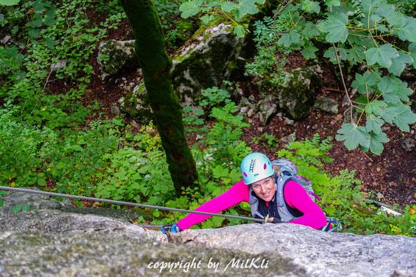Klettersteig Weiße Gams : Salzburgs berge weisse gams klettersteig ein neues juwel in