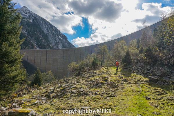 Klettersteig Ybbstaler Alpen : Schlegeis klettersteig b c d staumauer zillertaler