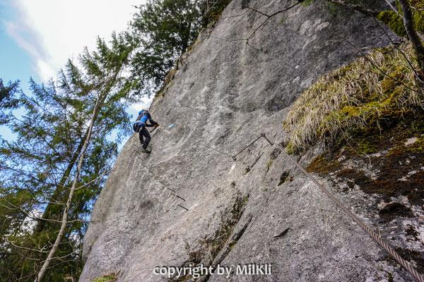 Klettersteig C : Klettersteige u touren bilder mehr outdooractive