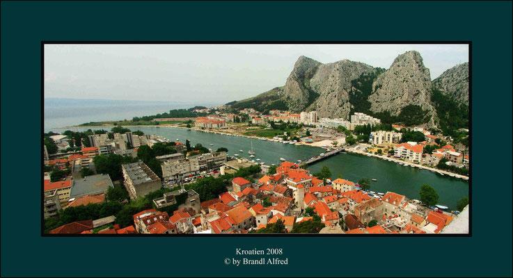 Omis -  Kroatien