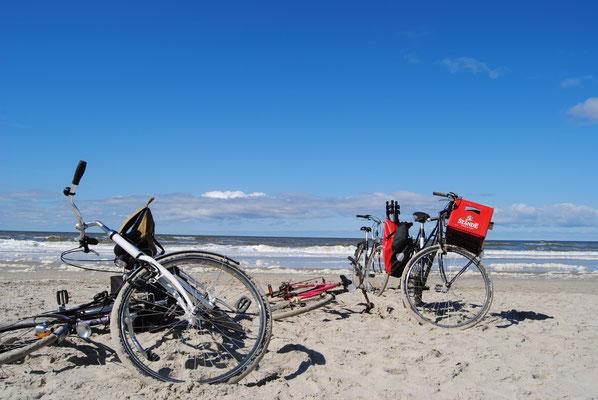 Pause auf Norderney