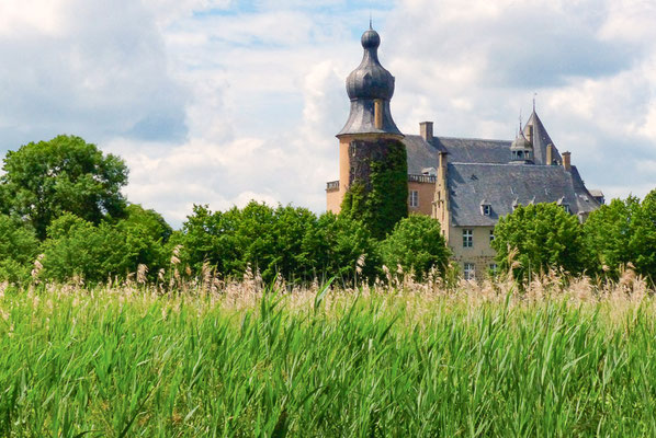 Schloss Gemen- Blick vom Osten