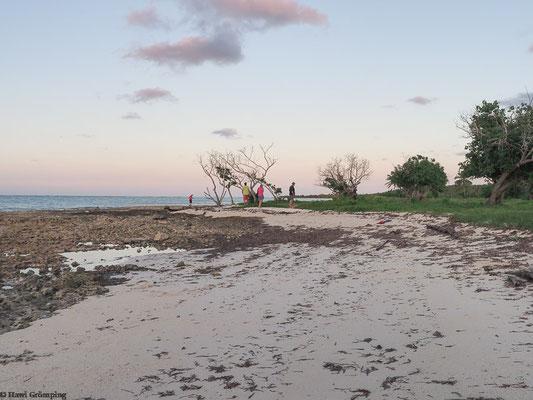 Strandabschnitt Guardalavaca