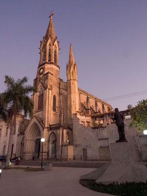 Iglesia Sagrada Corazon de Jesus, Kirche im historischen Zentrum, Camagüey