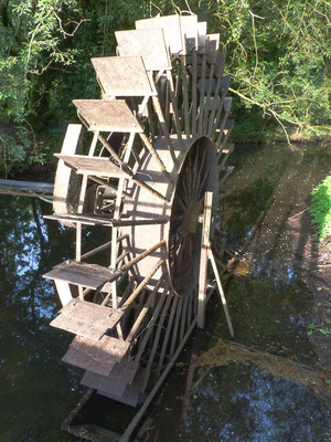 Alte Wassermühle in Marbeck
