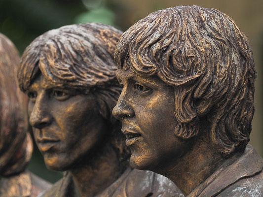 Die anderen drei fehlten auch nicht, allerdings Ringo auf dem Foto.