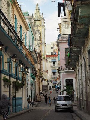 La Habana Vieja, das alte Havanna