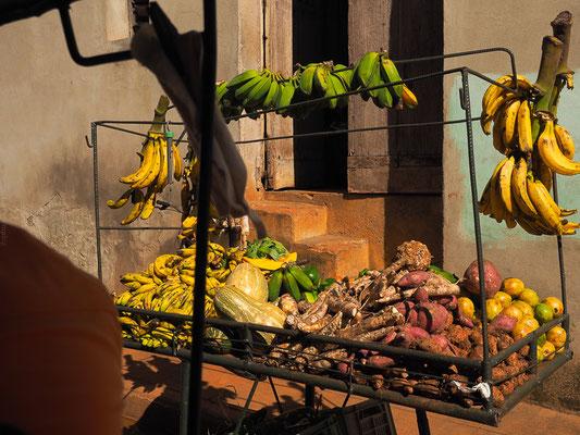 Obst-und Gemüsestand