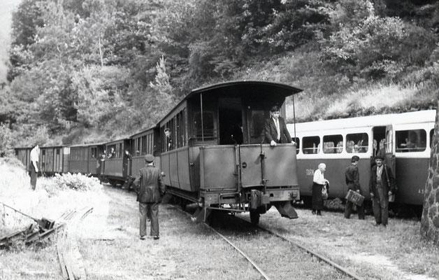 Tarn-057 : Le Bouissas. 27 juin 1953. Cliché Jacques Bazin