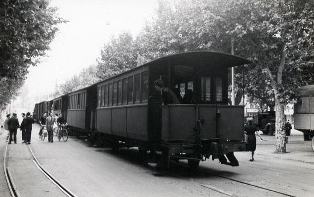 Tarn-041. Castres-Ville. 27 juin 1953. Cliché Jacques Bazin