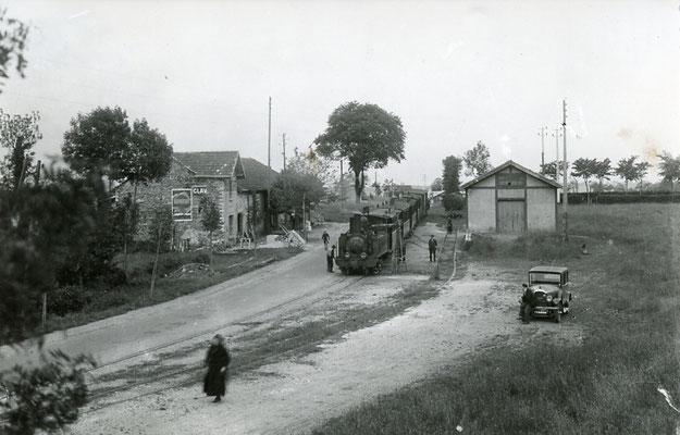 Tarn-138 : Villefranche-d'Albigeois. Locomotive 130T