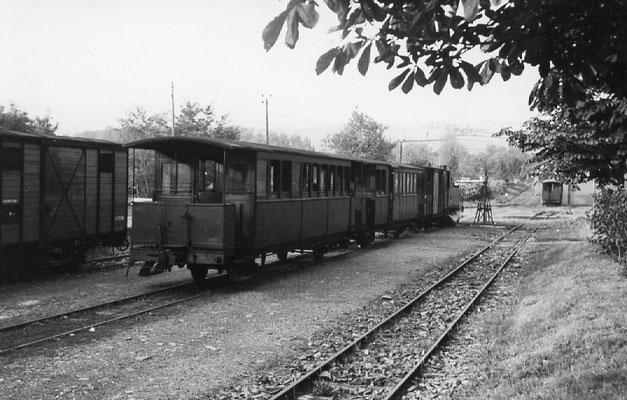 Tarn-093 : Lacaune-les-Bains. 27 juin 1953. Cliché Jacques Bazin