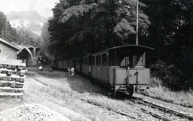 Tarn-066 : Vabre. 27 juin 1953. Cliché Jacques Bazin