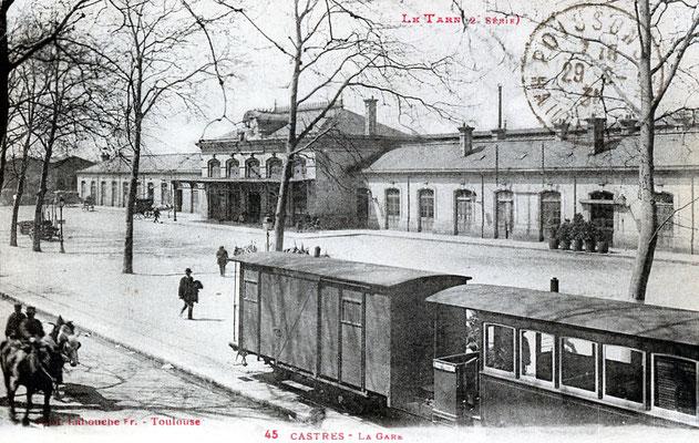Tarn-028 : Castres-Gare