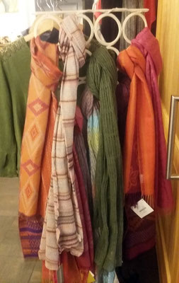 Baumwolle und Leinen Mode