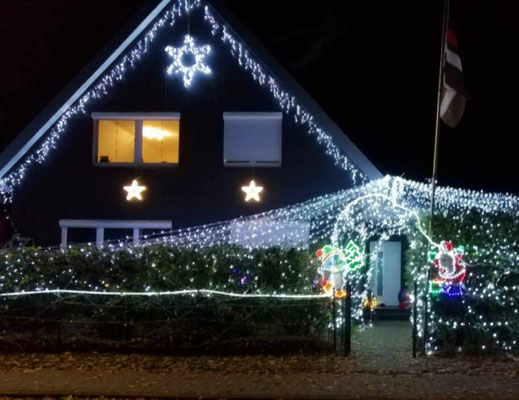 Weihnachten in Hamersen