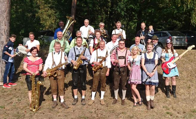 Herbstfest 2016, Waldsieversdorf