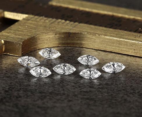 Navette Diamant
