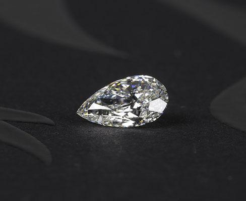 Tropfen Diamant