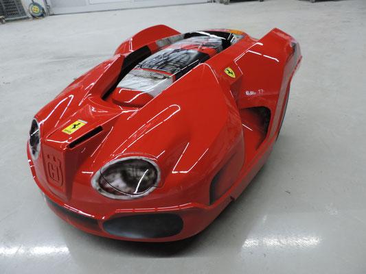 Ferrari f430 Cabrio 2017