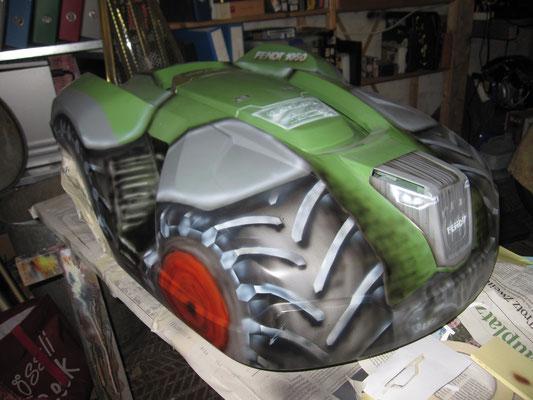 Fendt Traktor 2016