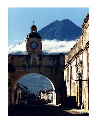 GUATEMALA, STADT ANTIGUA