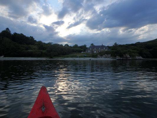 Canoeing, kayaking, The Dower House, Isle of Islay, Scotland
