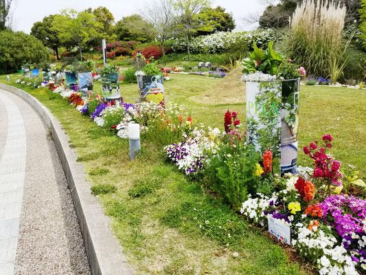 淡路花博20周年記念 花みどりフェア2021年