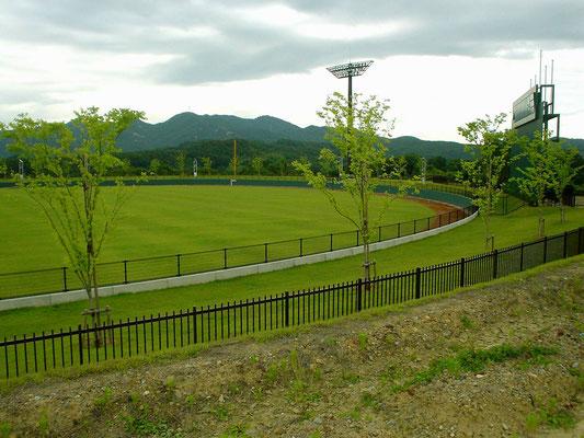 三木市総合防災公園野球場
