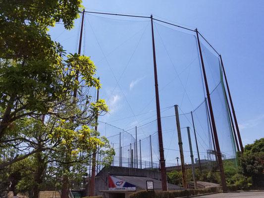 神戸総合運動公園サブ球場