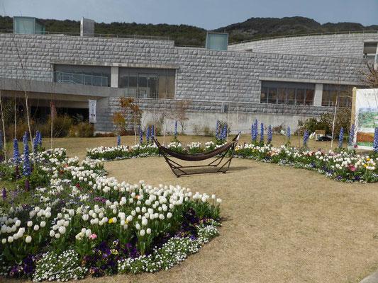 淡路花博2015花みどりフェア北海道ブース