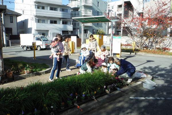 県民まちなみ緑化事業植樹祭