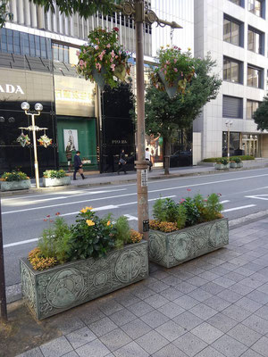 旧居留地エリア花壇管理業務