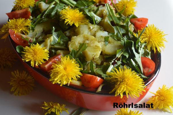 vegetarische Wildkräuterküche