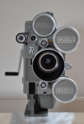 CAMERA EUMIG C 16 R