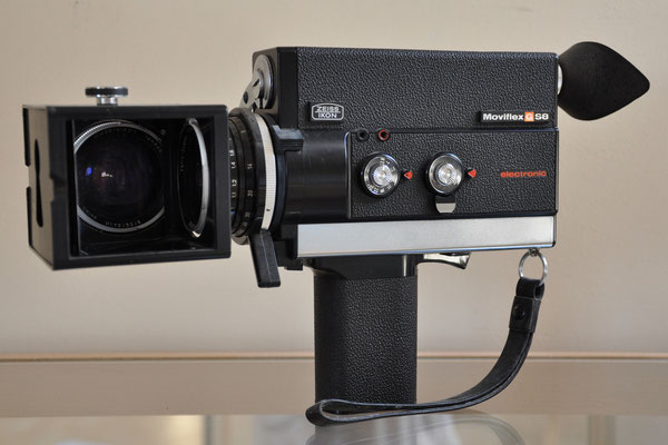 CAMERA MOVIFLEX G S 8