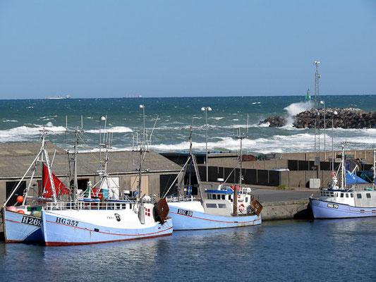 Hafen Hirtshals