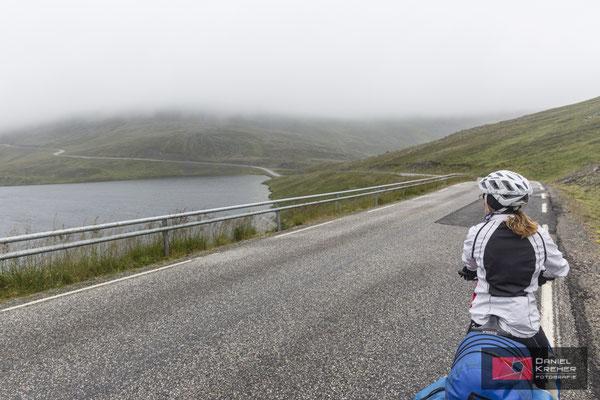 Richtung Nordkap