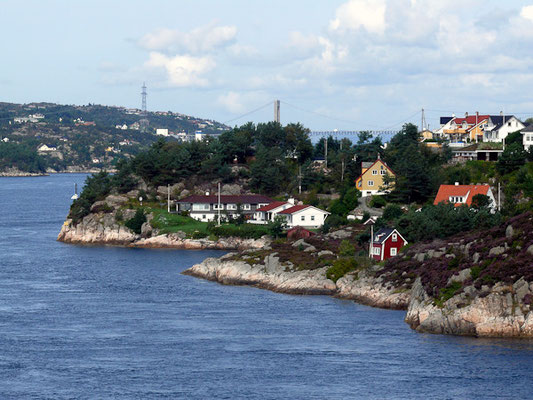 Norwegen ade!