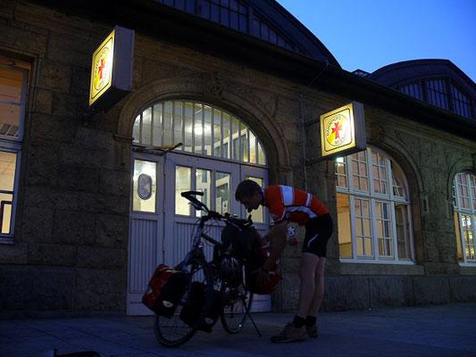 Übernachten in der Bahnhofsmission